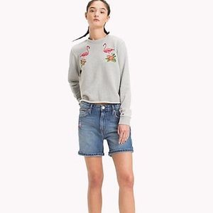 Tommy Hilfiger Tommy Jeans Flamingo Sweatshirt